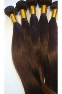 Russian Virgin Remy Hair Weft