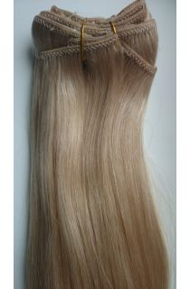 Malaysian Virgin Human Hair Clip-In Extensions