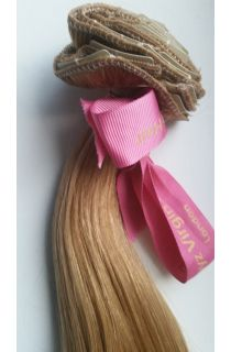Brazilian Virgin Human Hair Clip-In Extensions